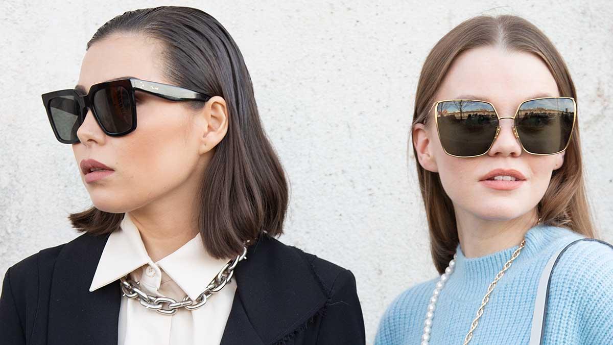 Tendenze occhiali da sole estate 2020. Ecco gli occhiali che