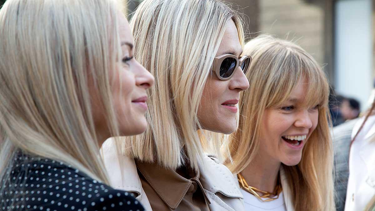Tendenze colore capelli estate 2020. Pronto soccorso ricrescita! PS: Il balayage è trendy - Foto Charlotte Mesman