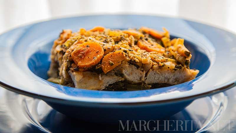 Zuppa di cavolo nero - Le ricette di cucina di Margherita.net
