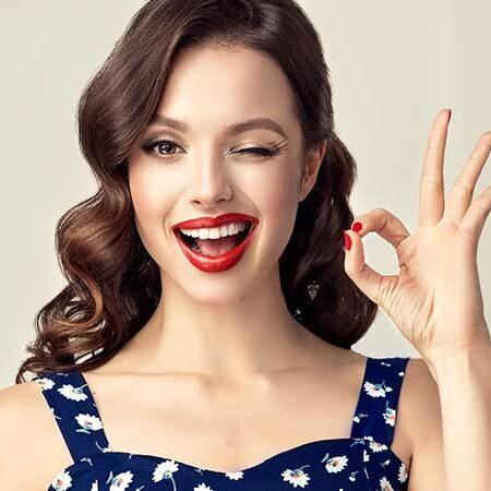 Il rossetto, come usarlo per valorizzare la bocca. 10 consigli per labbra splendide