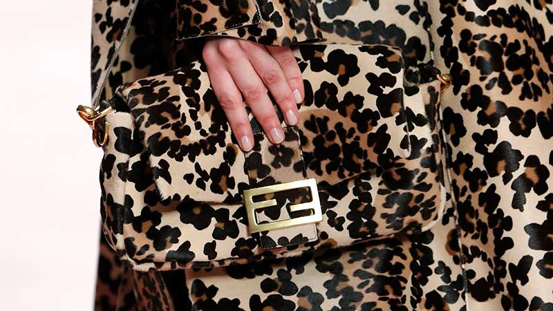 Tendenze borse autunno inverno 2020 2021. Photo: courtesy of Fendi