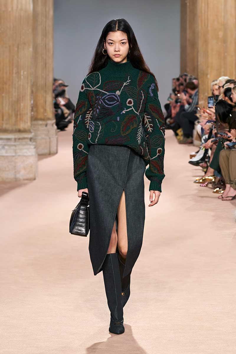 La nuova moda autunno inverno 2020 2021. Un maglione trendy? Ecco i nuovi modelli per l'inverno - Sfilata Salvatore Ferragamo