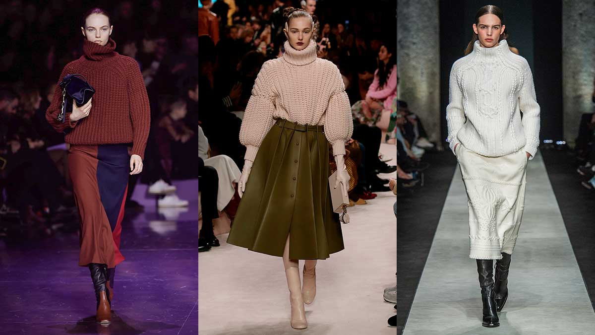 Tendenze moda autunno inverno 2020 2021. La longuette: ecco come indossarla