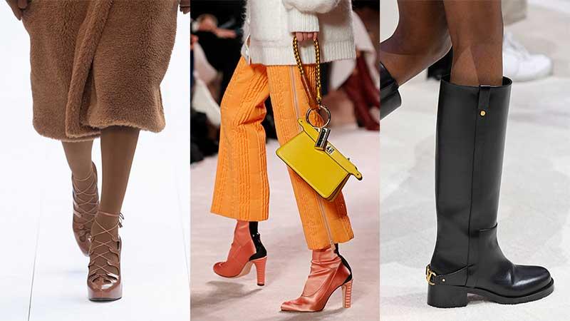 Tendenze scarpe autunno inverno 2020 2021