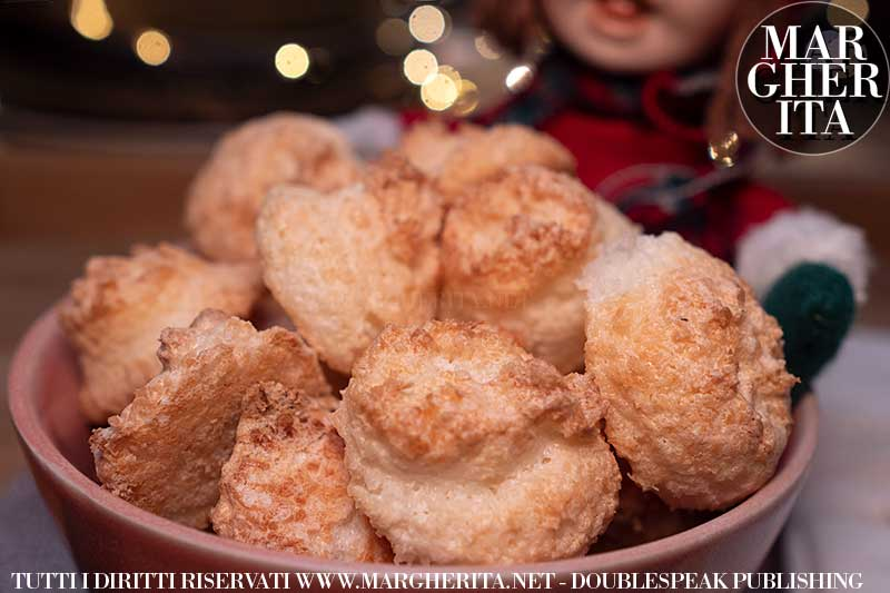I dolcetti al cocco. Idee per un dessert facile, gustoso e originale