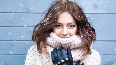 La couperose e l'inverno. Come proteggersi