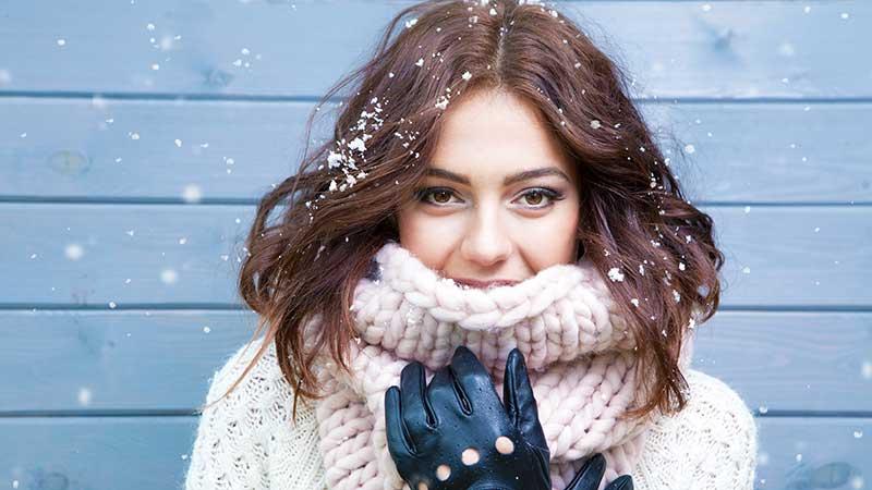 La cura della pelle in inverno