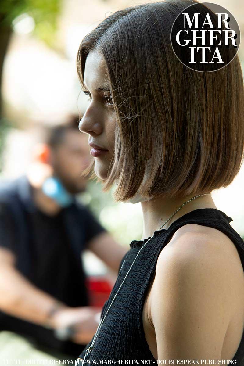 Tendenze tagli capelli inverno 2020 2021. Il taglio medio lungo