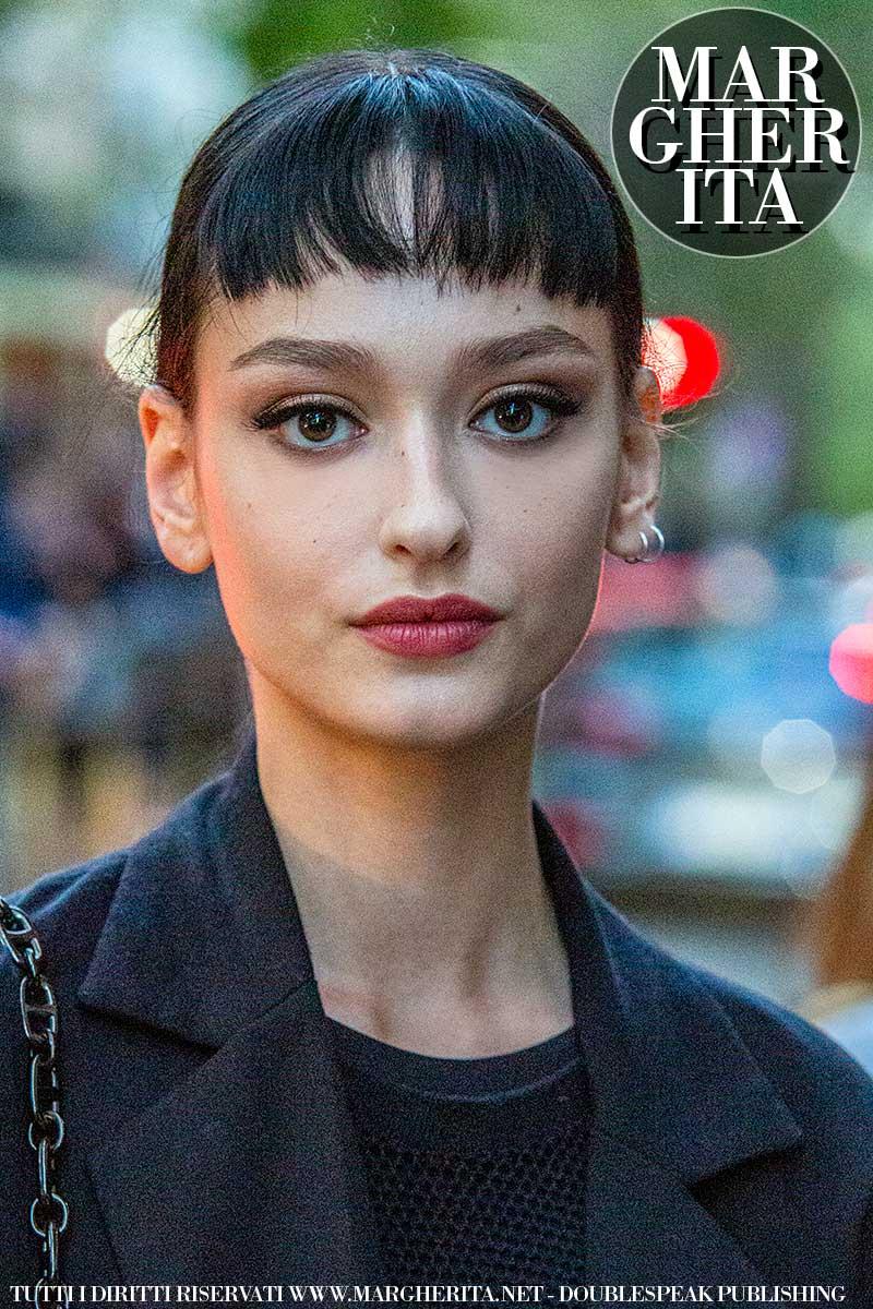 Tendenze capelli. I migliori tagli di capelli con frangia del 2020