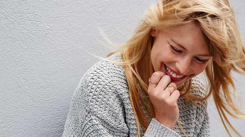 Ridere fa bene. Non importa di cosa ridiate, l'importante è ridere. E il più spesso possibile!