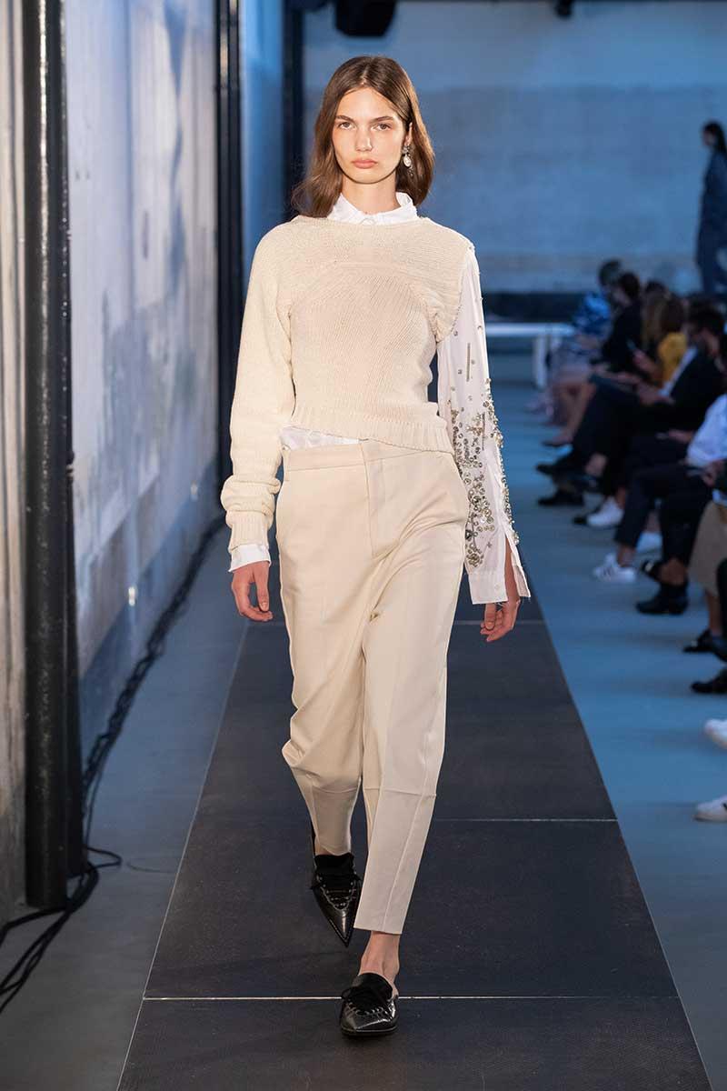 Tendenze moda donna primavera estate 2021. Sette must-haves per la nuova stagione - Foto: N21