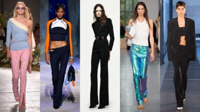 Pantaloni per la primavera, ecco le nuove tendenze. Moda donna primavera estate 2021