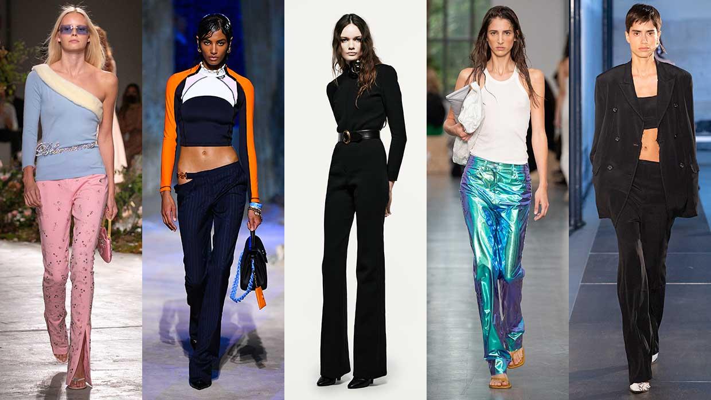 Tendenze moda primavera estate 2021. Pantaloni