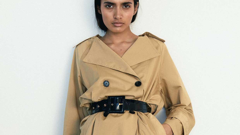 Tendenze moda donna primavera estate 2021. I nuovi trench coat Photo: courtesy of Malene Birger