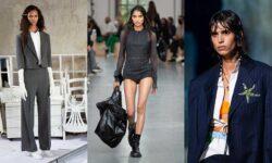 Trend moda estate 2021. Trend alert: il gessato è più cool e trendy che mai!