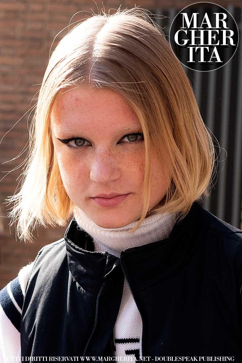 Trend alert makeup 2021: eyeliner, occhi da gatta! - Foto ADVERSUS