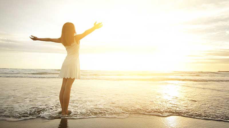 7 regole per sentirsi bella