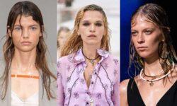 Trend capelli primavera estate 2021: tornano i wet looks per i capelli dell'estate
