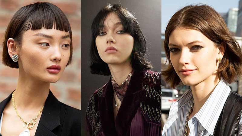 Tagli di capelli donna 2021, le tendenze: tagli di capelli medio lunghi, lisci o scalati