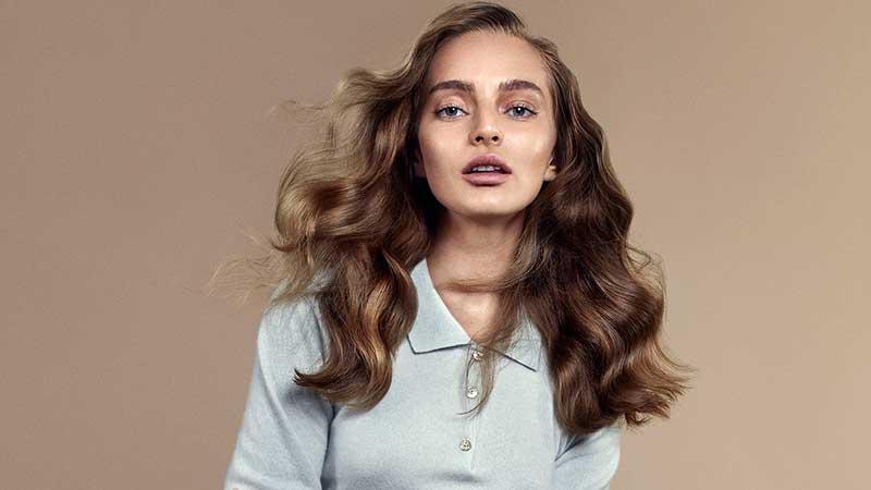 Tendenze capelli primavera estate 2021. I tagli di capelli per la donna. Photo: Toni&Guy, Connected collection 2021 (Utilitarian)