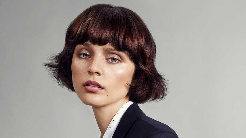 Tendenze capelli primavera estate 2021. I tagli di capelli medio lunghi per la donna. Photo: Toni&Guy, Connected collection 2021