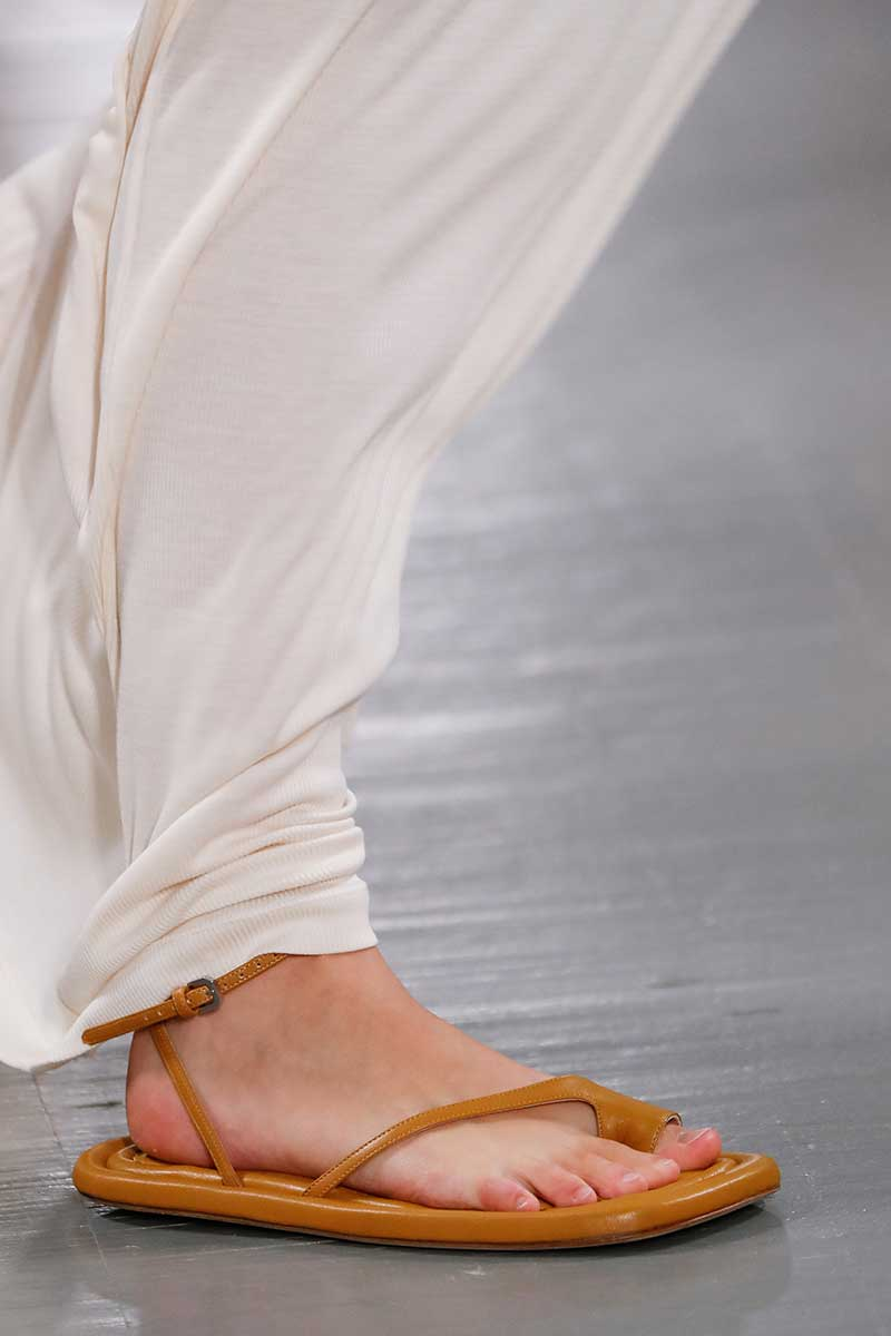 Tendenze scarpe estate 2021. Sandali. Photo: courtesy of Sportmax