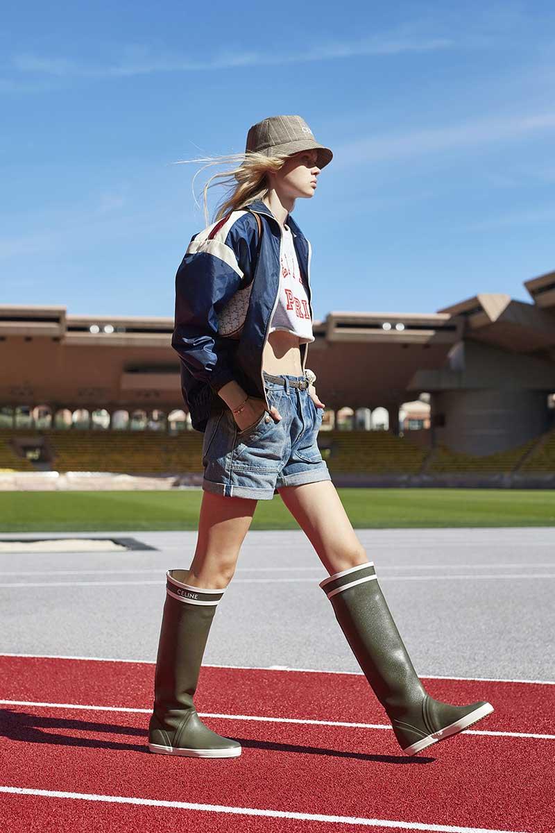 Tendenze denim shorts per l'estate 2021