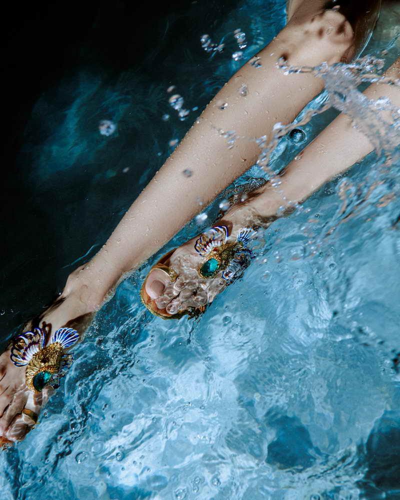 Jewels of the Sea - Giuseppe Zanotti Icons ritorna con Coralli