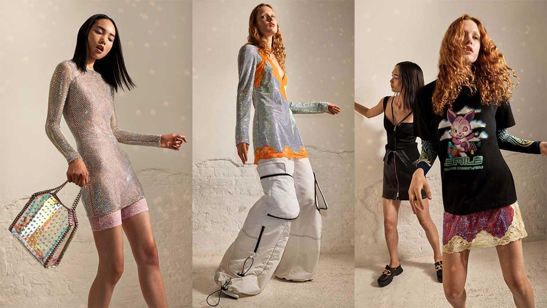Stella McCartney collezione Primavera 2022