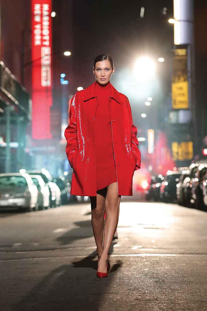 I colori della moda autunno inverno 2021 2022. la top ten dei colori moda - Foto Michael Kors