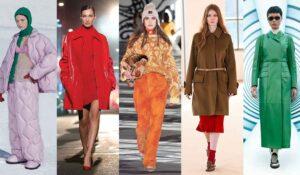 I colori della moda autunno inverno 2021 2022. la top ten dei colori moda