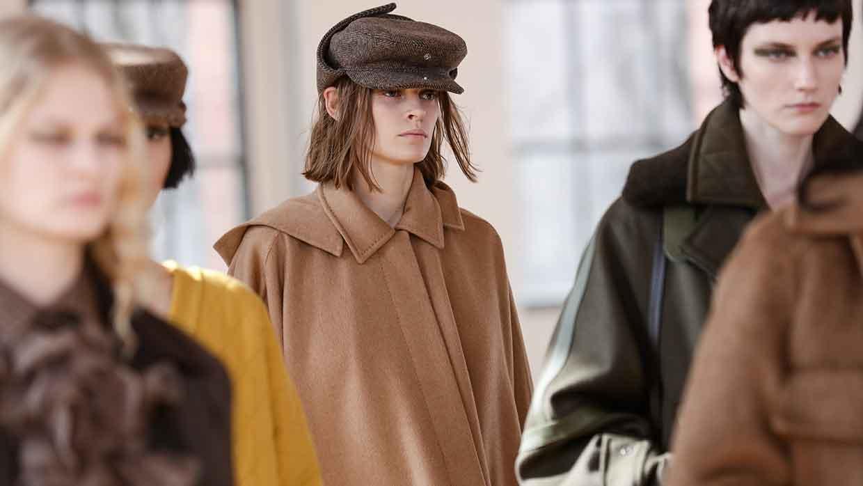 5 capi per la moda inverno 2021 di cui non vi pentirete mai. Moda donna inverno - Foto Max Mara