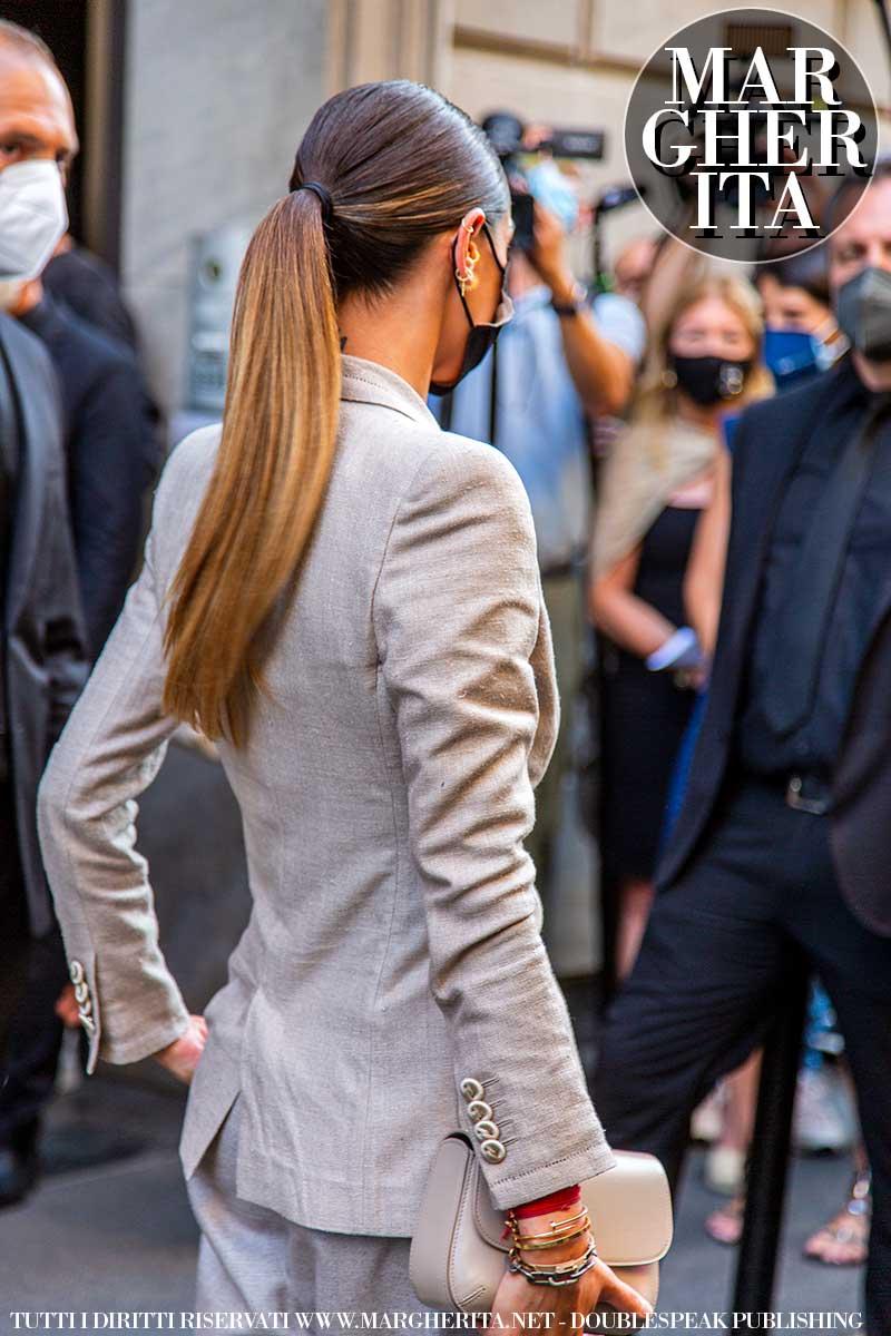 Trend capelli estate 2021. Acconciature da prima fila alla fashion week