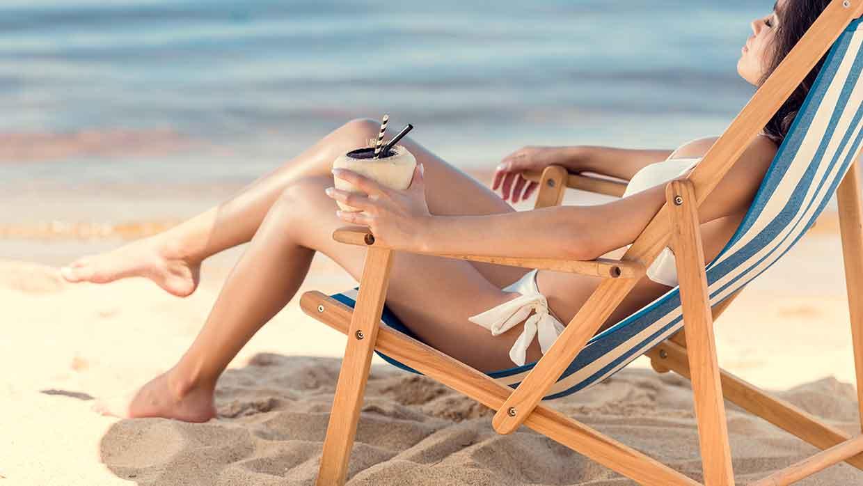 Abbronzatura, pelle e sole