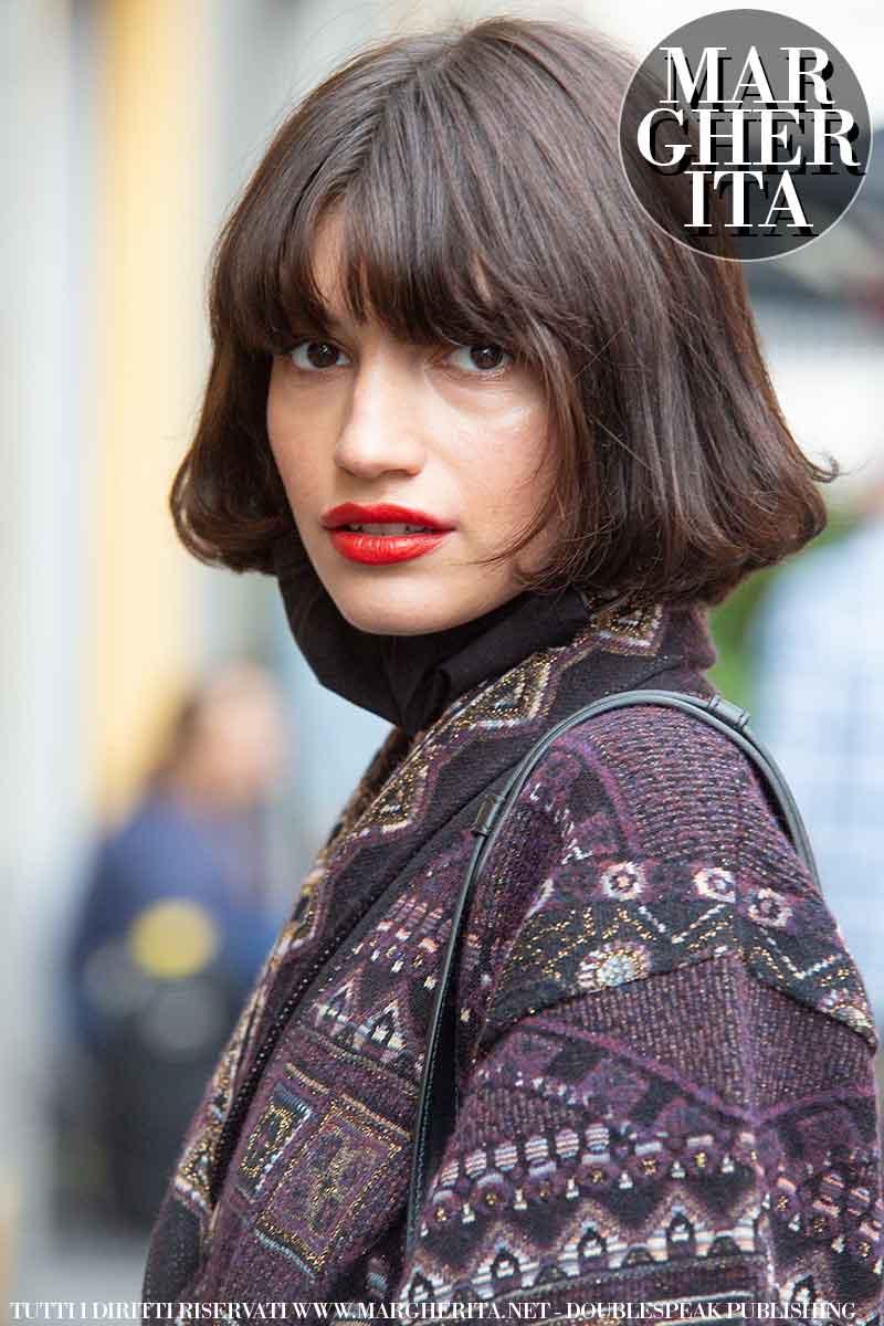 Tendenze capelli autunno inverno 2021 2022. I tagli di capelli bob