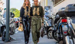 Lo street style alla Milano Fashion Week Estate 2022. Le influencer in prima fila, le modelle in passerella
