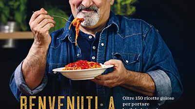 """""""Benvenuti a Casa Pappagallo"""", il libro di ricette ufficiale di Luca Pappagallo"""
