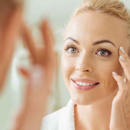 Le rughe e i primi segni di invecchiamento della pelle