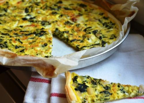 Torta fredda verde, un piatto semplice e buonissimo. Le ricette di cucina