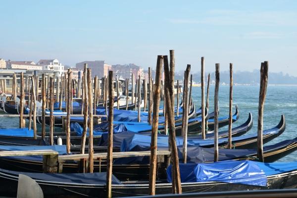 venezia_gondole