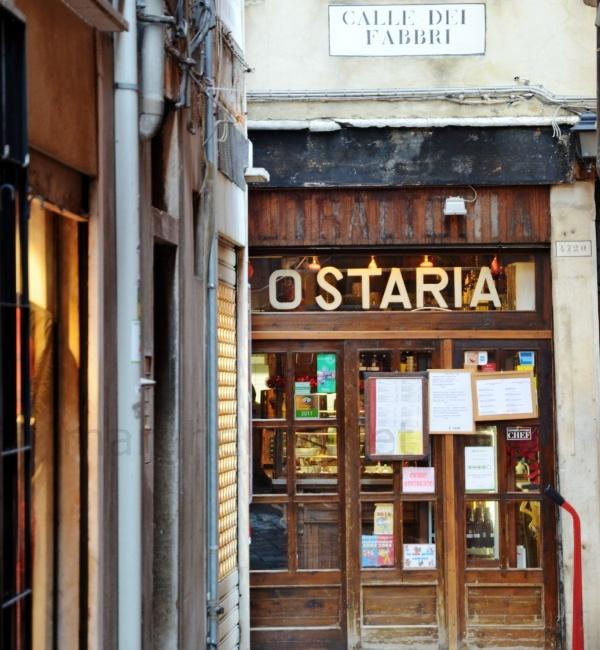 osterie venezia